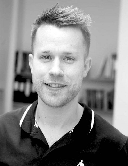 Billede af indehaver Peter Nielsen - Osteopat og fysioterapeut i Odense C